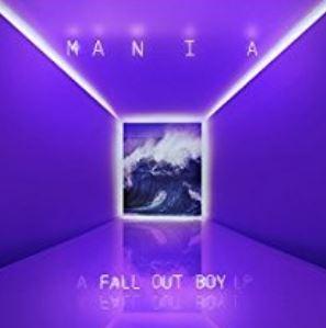 Mania album cover